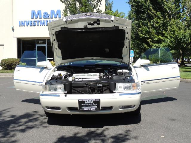 1997 Cadillac Eldorado 2DR COUPE / LEATHER / SUNROOF / EXCEL COND - Photo 32 - Portland, OR 97217