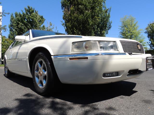1997 Cadillac Eldorado 2DR COUPE / LEATHER / SUNROOF / EXCEL COND - Photo 10 - Portland, OR 97217