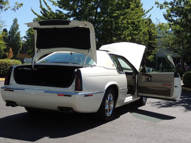 1997 Cadillac Eldorado 2DR COUPE / LEATHER / SUNROOF / EXCEL COND - Photo 29 - Portland, OR 97217