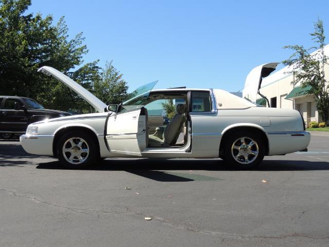 1997 Cadillac Eldorado 2DR COUPE / LEATHER / SUNROOF / EXCEL COND - Photo 26 - Portland, OR 97217