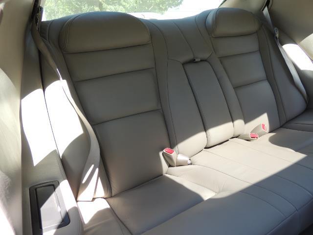 1997 Cadillac Eldorado 2DR COUPE / LEATHER / SUNROOF / EXCEL COND - Photo 16 - Portland, OR 97217