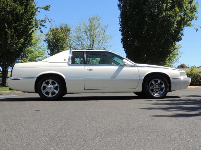 1997 Cadillac Eldorado 2DR COUPE / LEATHER / SUNROOF / EXCEL COND - Photo 4 - Portland, OR 97217