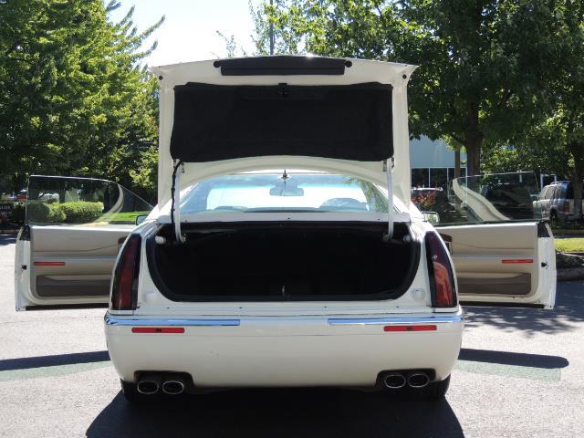 1997 Cadillac Eldorado 2DR COUPE / LEATHER / SUNROOF / EXCEL COND - Photo 28 - Portland, OR 97217