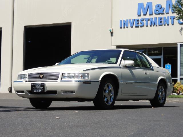 1997 Cadillac Eldorado 2DR COUPE / LEATHER / SUNROOF / EXCEL COND - Photo 1 - Portland, OR 97217