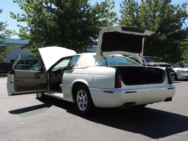 1997 Cadillac Eldorado 2DR COUPE / LEATHER / SUNROOF / EXCEL COND - Photo 27 - Portland, OR 97217