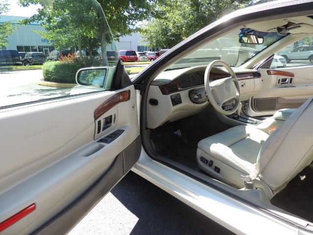 1997 Cadillac Eldorado 2DR COUPE / LEATHER / SUNROOF / EXCEL COND - Photo 13 - Portland, OR 97217