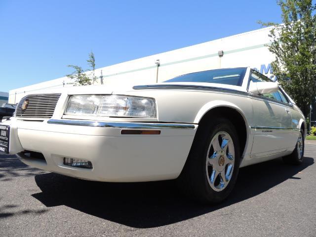 1997 Cadillac Eldorado 2DR COUPE / LEATHER / SUNROOF / EXCEL COND - Photo 9 - Portland, OR 97217