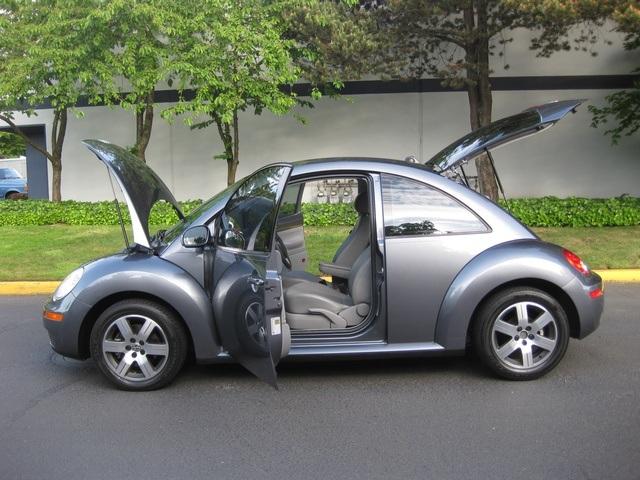 2006 Volkswagen Beetle Tdi Turbo Diesel Auto Low Miles