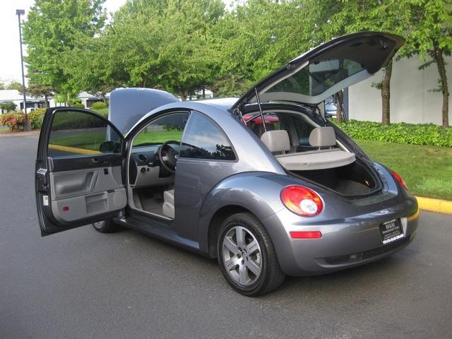volkswagen beetle tdi turbo diesel auto  miles