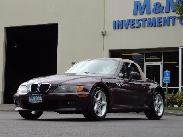 1998 BMW Z3 2.8 / Convertible / 5-SPEED / NEW TOP / Excel Cond - Photo 41 - Portland, OR 97217
