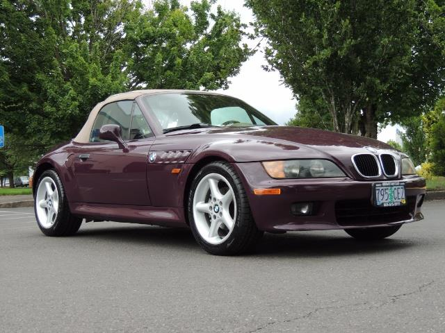 1998 BMW Z3 2.8 / Convertible / 5-SPEED / NEW TOP / Excel Cond - Photo 47 - Portland, OR 97217