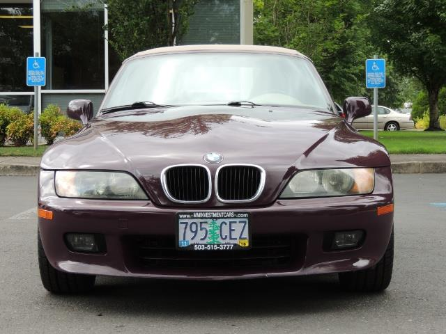 1998 BMW Z3 2.8 / Convertible / 5-SPEED / NEW TOP / Excel Cond - Photo 48 - Portland, OR 97217
