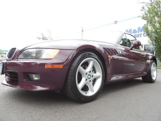 1998 BMW Z3 2.8 / Convertible / 5-SPEED / NEW TOP / Excel Cond - Photo 9 - Portland, OR 97217