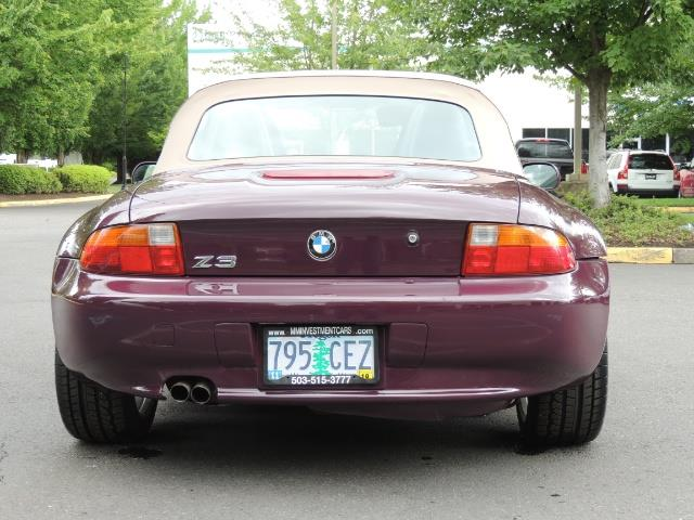 1998 BMW Z3 2.8 / Convertible / 5-SPEED / NEW TOP / Excel Cond - Photo 43 - Portland, OR 97217