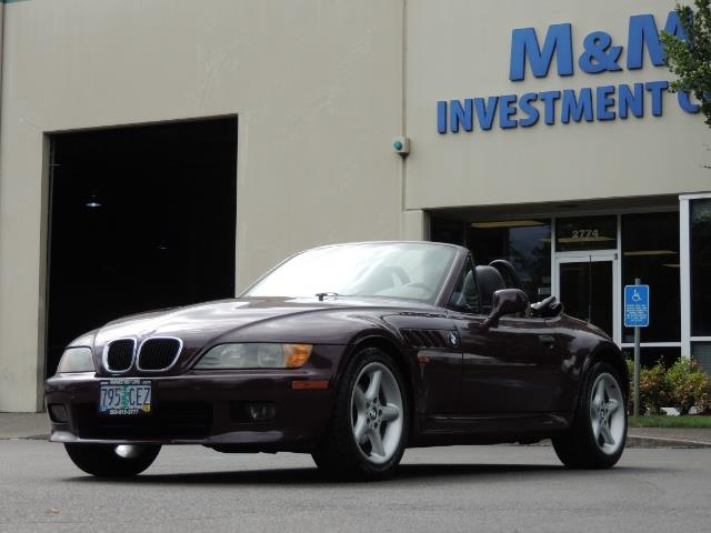 1998 BMW Z3 2.8 / Convertible / 5-SPEED / NEW TOP / Excel Cond - Photo 49 - Portland, OR 97217