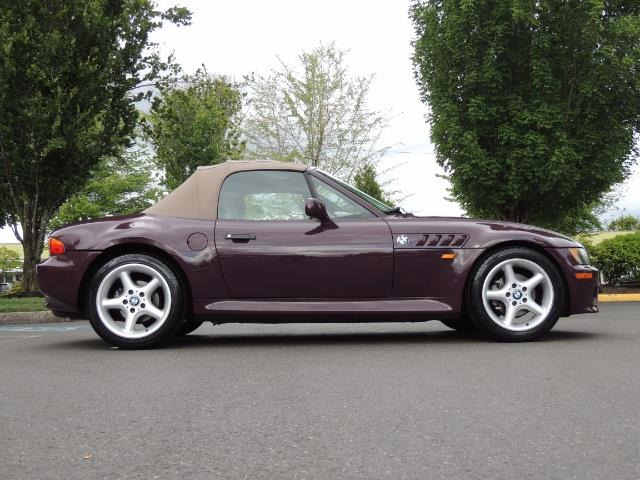 1998 BMW Z3 2.8 / Convertible / 5-SPEED / NEW TOP / Excel Cond - Photo 20 - Portland, OR 97217