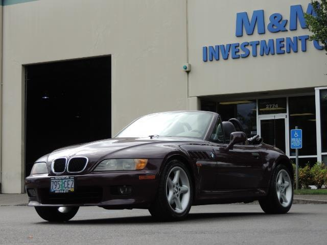 1998 BMW Z3 2.8 / Convertible / 5-SPEED / NEW TOP / Excel Cond - Photo 54 - Portland, OR 97217