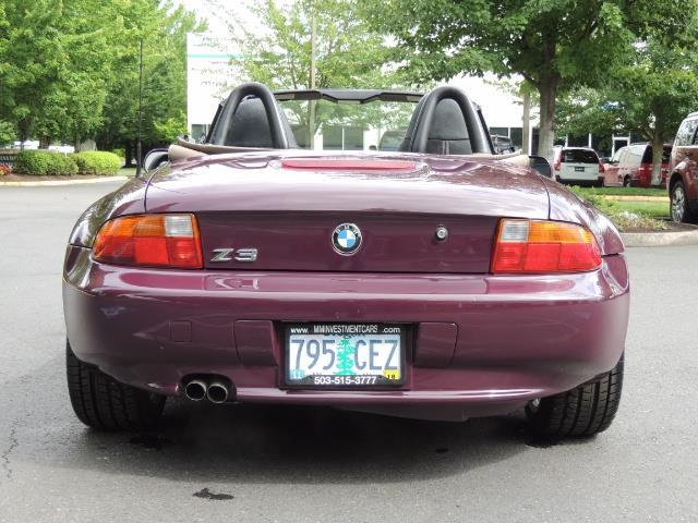 1998 BMW Z3 2.8 / Convertible / 5-SPEED / NEW TOP / Excel Cond - Photo 58 - Portland, OR 97217