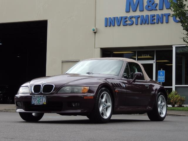 1998 BMW Z3 2.8 / Convertible / 5-SPEED / NEW TOP / Excel Cond - Photo 42 - Portland, OR 97217