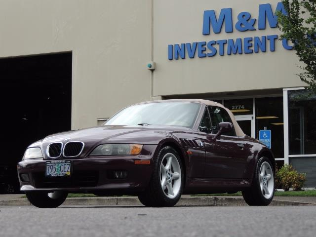 1998 BMW Z3 2.8 / Convertible / 5-SPEED / NEW TOP / Excel Cond - Photo 51 - Portland, OR 97217