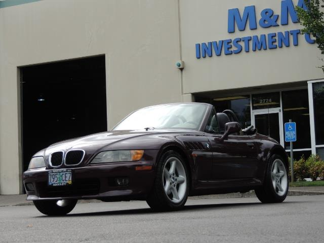 1998 BMW Z3 2.8 / Convertible / 5-SPEED / NEW TOP / Excel Cond - Photo 50 - Portland, OR 97217