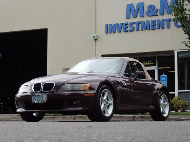 1998 BMW Z3 2.8 / Convertible / 5-SPEED / NEW TOP / Excel Cond - Photo 40 - Portland, OR 97217