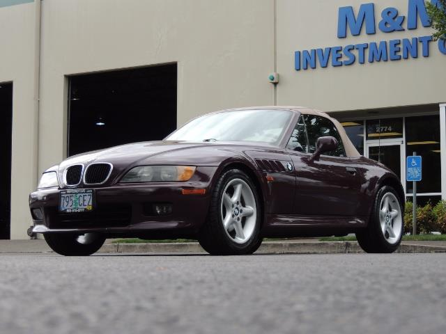 1998 BMW Z3 2.8 / Convertible / 5-SPEED / NEW TOP / Excel Cond - Photo 53 - Portland, OR 97217