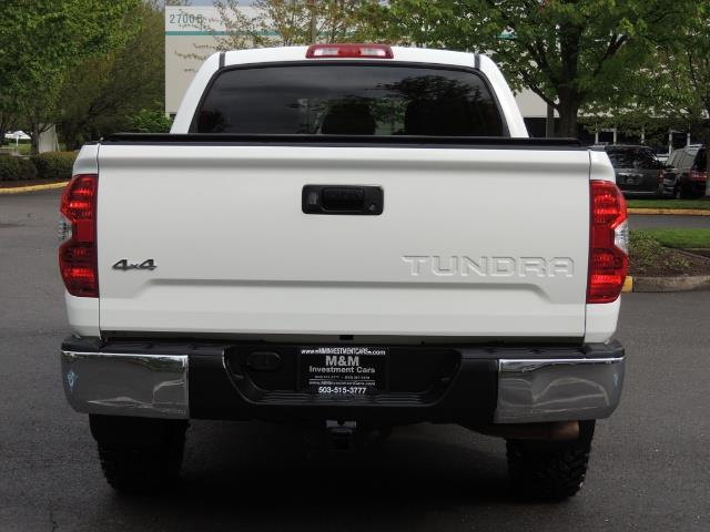 2014 Toyota Tundra SR5 / CrewMax / 4X4 / 5.7L / LEATHER / 1-Owner - Photo 6 - Portland, OR 97217