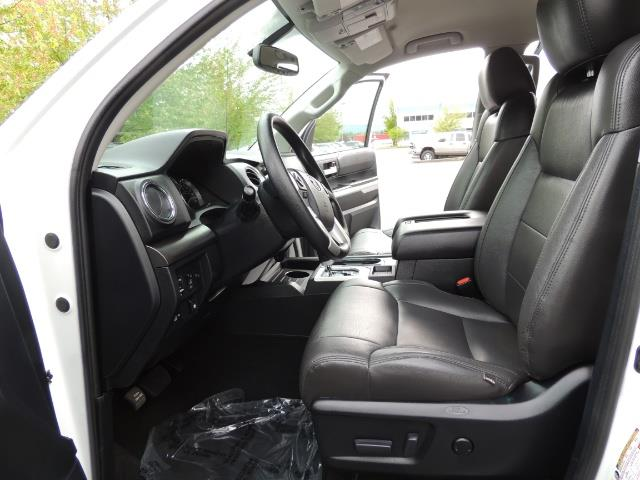 2014 Toyota Tundra SR5 / CrewMax / 4X4 / 5.7L / LEATHER / 1-Owner - Photo 14 - Portland, OR 97217