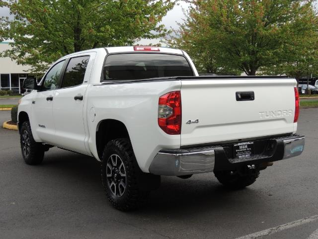 2014 Toyota Tundra SR5 / CrewMax / 4X4 / 5.7L / LEATHER / 1-Owner - Photo 7 - Portland, OR 97217