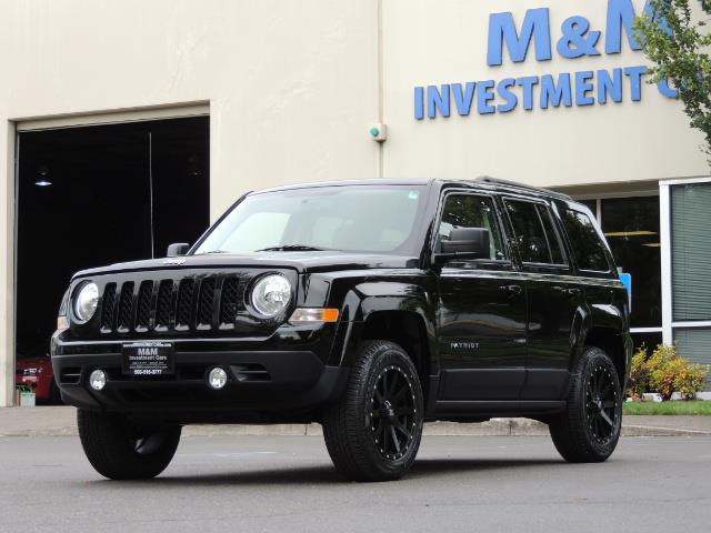 2016 Jeep Patriot Latitude / 4X4 / Heated Seats / LIFTED - Photo 43 - Portland, OR 97217