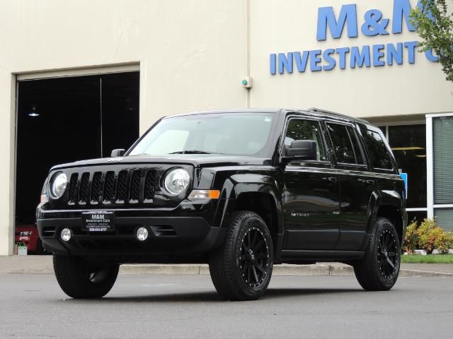 2016 Jeep Patriot Latitude / 4X4 / Heated Seats / LIFTED - Photo 41 - Portland, OR 97217