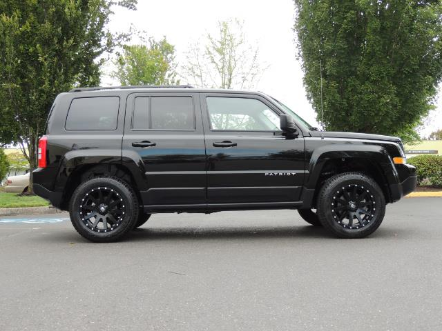 2016 Jeep Patriot Latitude / 4X4 / Heated Seats / LIFTED - Photo 4 - Portland, OR 97217