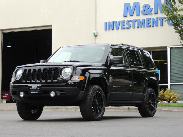 2016 Jeep Patriot Latitude / 4X4 / Heated Seats / LIFTED - Photo 42 - Portland, OR 97217