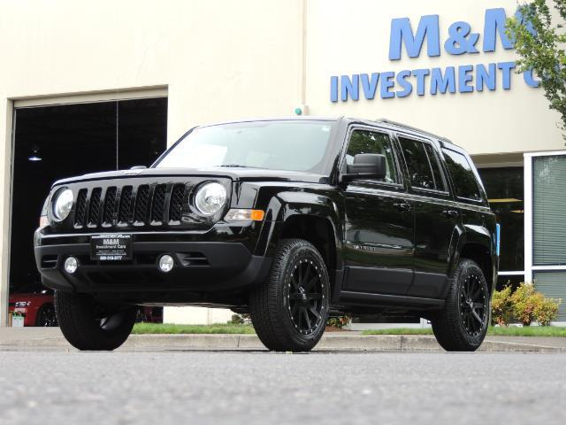 2016 Jeep Patriot Latitude / 4X4 / Heated Seats / LIFTED - Photo 40 - Portland, OR 97217