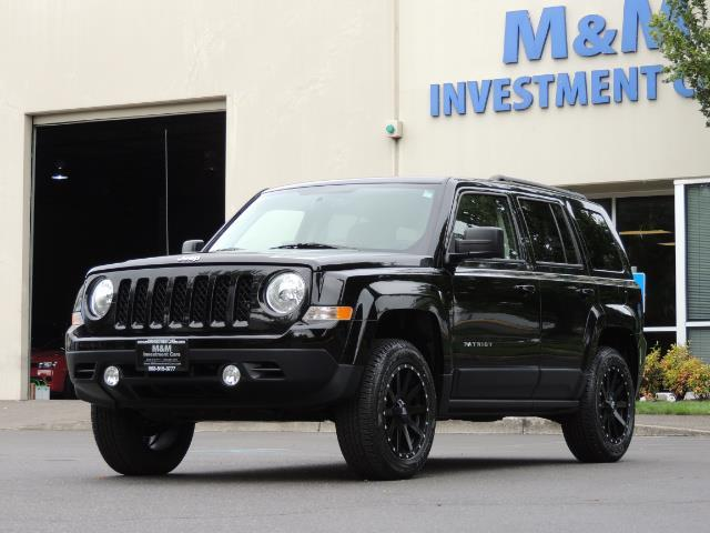 2016 Jeep Patriot Latitude / 4X4 / Heated Seats / LIFTED - Photo 1 - Portland, OR 97217
