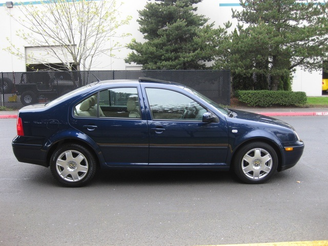 2001 volkswagen jetta glx vr6 leather heated seats moonroof. Black Bedroom Furniture Sets. Home Design Ideas