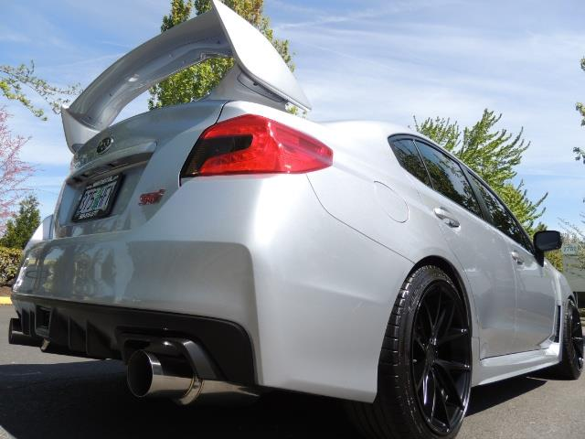 2015 Subaru WRX STI / AWD/ Turbo / Backup Cam/ Exhaust /  Wheels - Photo 12 - Portland, OR 97217