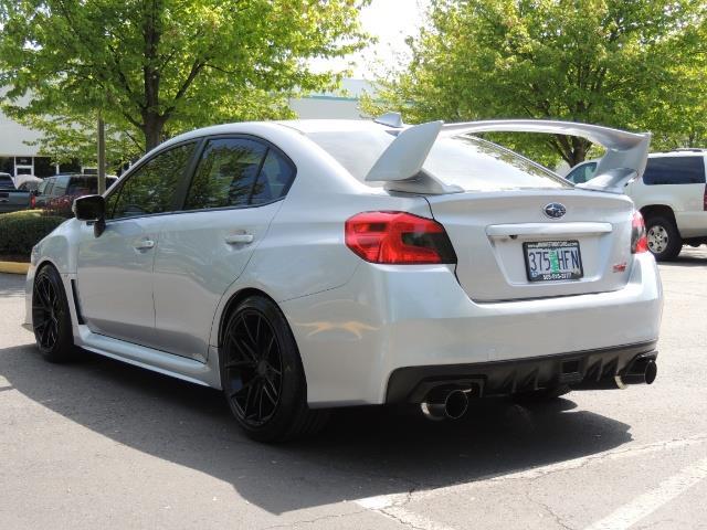 2015 Subaru WRX STI / AWD/ Turbo / Backup Cam/ Exhaust /  Wheels - Photo 7 - Portland, OR 97217