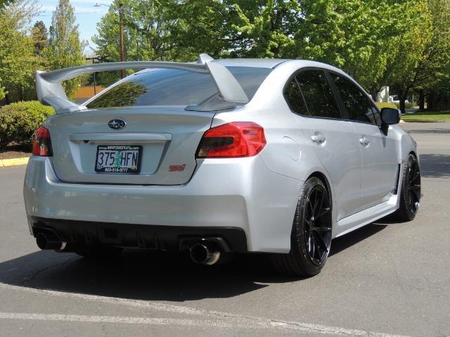 2015 Subaru WRX STI / AWD/ Turbo / Backup Cam/ Exhaust /  Wheels - Photo 8 - Portland, OR 97217