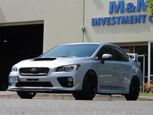 2015 Subaru WRX STI / AWD/ Turbo / Backup Cam/ Exhaust /  Wheels - Photo 47 - Portland, OR 97217