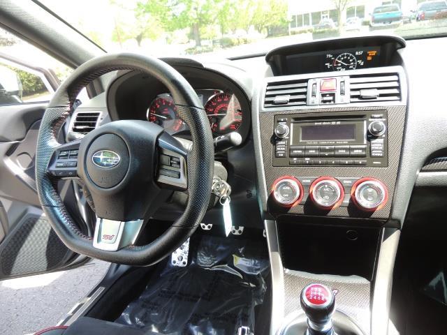 2015 Subaru WRX STI / AWD/ Turbo / Backup Cam/ Exhaust /  Wheels - Photo 38 - Portland, OR 97217