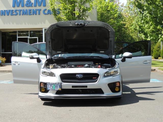 2015 Subaru WRX STI / AWD/ Turbo / Backup Cam/ Exhaust /  Wheels - Photo 32 - Portland, OR 97217