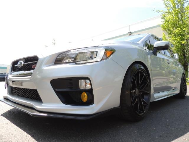2015 Subaru WRX STI / AWD/ Turbo / Backup Cam/ Exhaust /  Wheels - Photo 9 - Portland, OR 97217