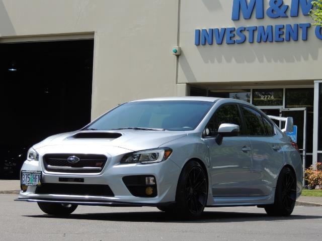 2015 Subaru WRX STI / AWD/ Turbo / Backup Cam/ Exhaust /  Wheels - Photo 48 - Portland, OR 97217