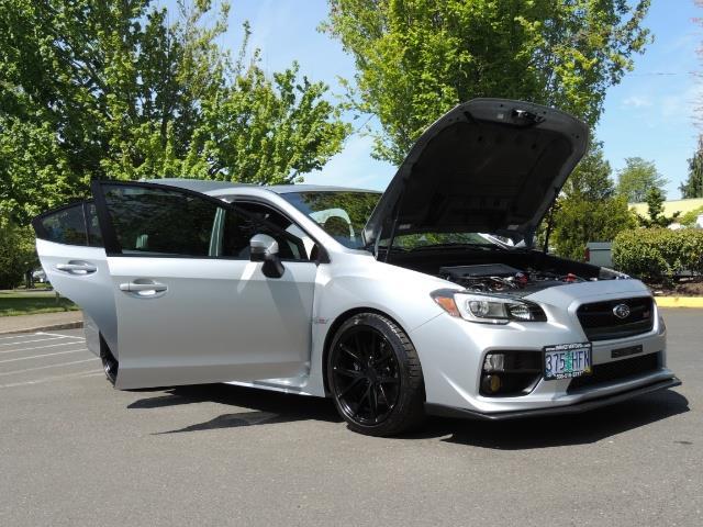 2015 Subaru WRX STI / AWD/ Turbo / Backup Cam/ Exhaust /  Wheels - Photo 31 - Portland, OR 97217