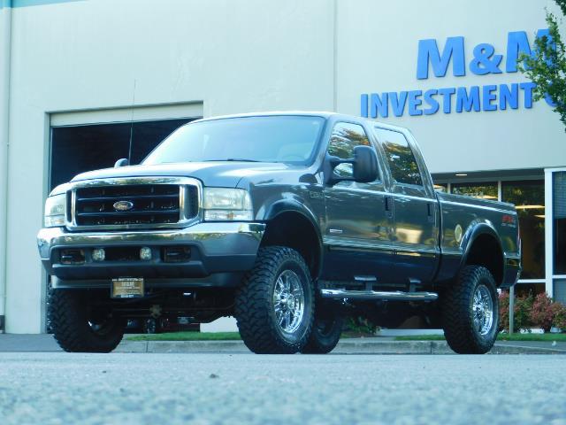 2003 Ford F-250 Super Duty Lariat / 4X4 / 7.3L DIESEL / FX-4 - Photo 42 - Portland, OR 97217