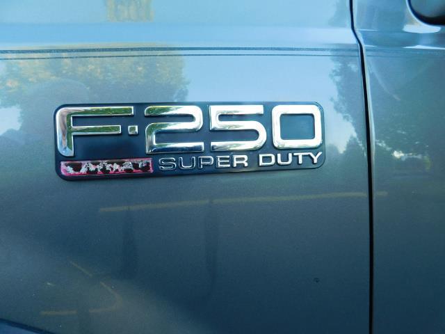 2003 Ford F-250 Super Duty Lariat / 4X4 / 7.3L DIESEL / FX-4 - Photo 39 - Portland, OR 97217