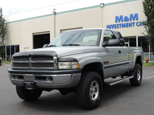 1999 dodge ram 2500 laramie 4x4 5 9l cummins diesel leather. Black Bedroom Furniture Sets. Home Design Ideas