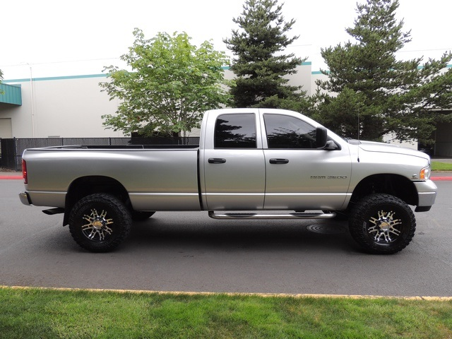 ram 2500 6 speed manual